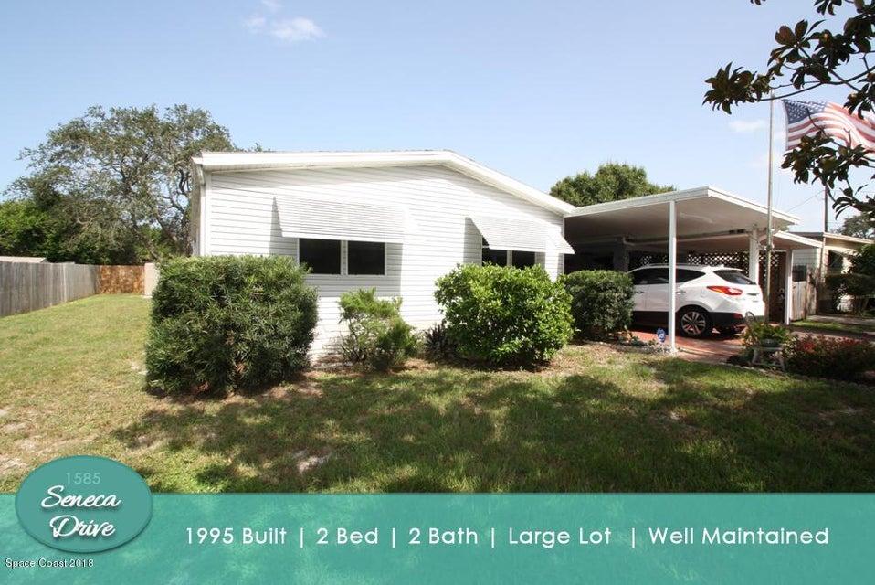1585 Seneca Drive, Melbourne, FL 32935