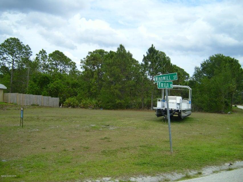 0000 Windmill / Trillo Street, Palm Bay, FL 32909