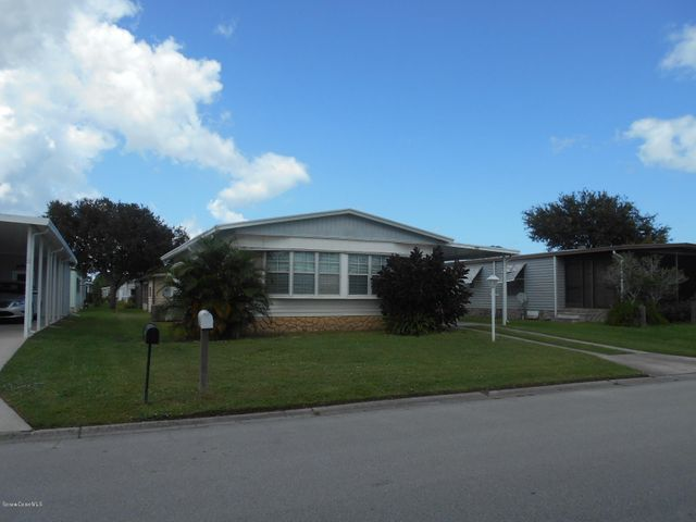 1014 Royal Palm Drive, Barefoot Bay, FL 32976