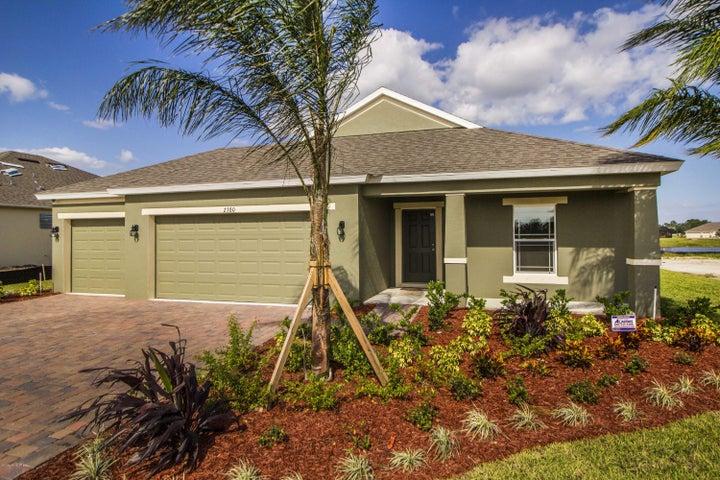 2380 Nutmeg Lane SE, Palm Bay, FL 32909