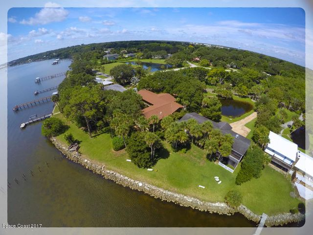 One of Brevard County's Most Beautiful Properties