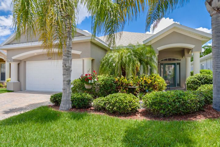 1245 Clubhouse Drive, Rockledge, FL 32955