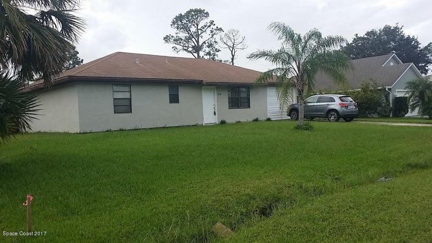 418 NW Newgate Street NW, Palm Bay, FL 32907