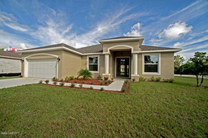 431 Harwood Street NE, Palm Bay, FL 32907