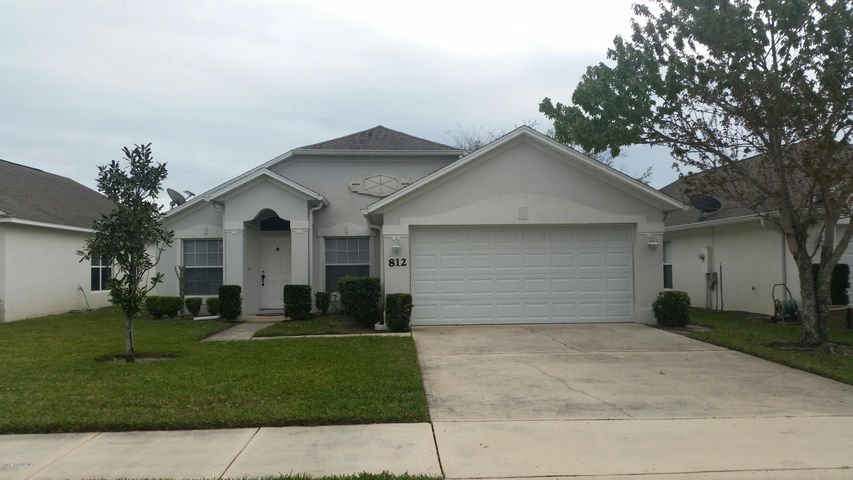 812 Star Reef Lane, Out Of County, Edgewater, FL 32132