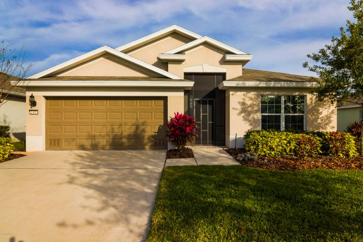 1401 Dittmer Circle SE, Palm Bay, FL 32909