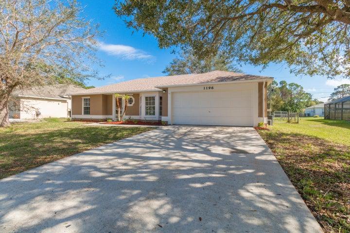 1196 Tiger Street SE, Palm Bay, FL 32909