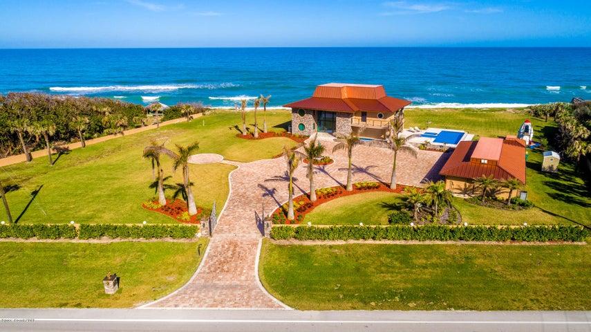 2 acre Oceanfront Estate
