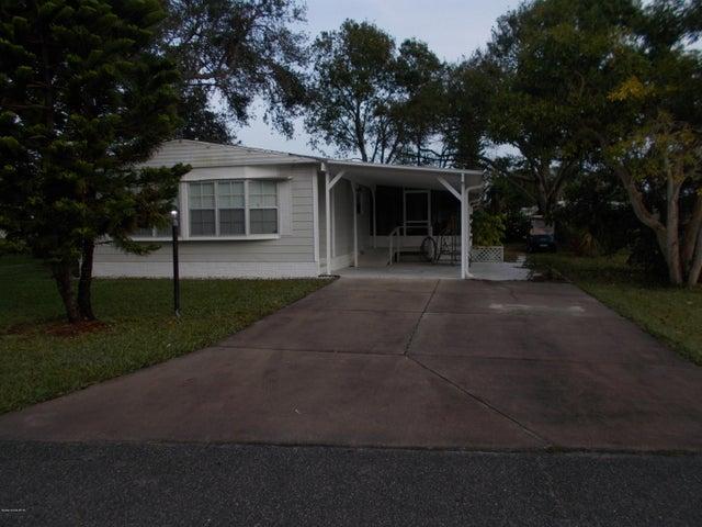 908 Balsam Street, Barefoot Bay, FL 32976
