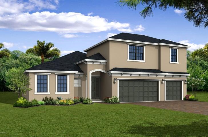 7344 Poulicny Lane, Melbourne, FL 32940