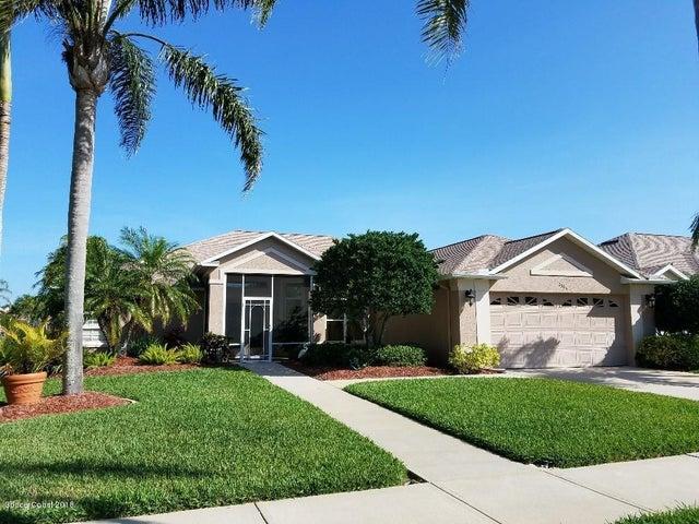 2504 Canterbury Circle, Rockledge, FL 32955
