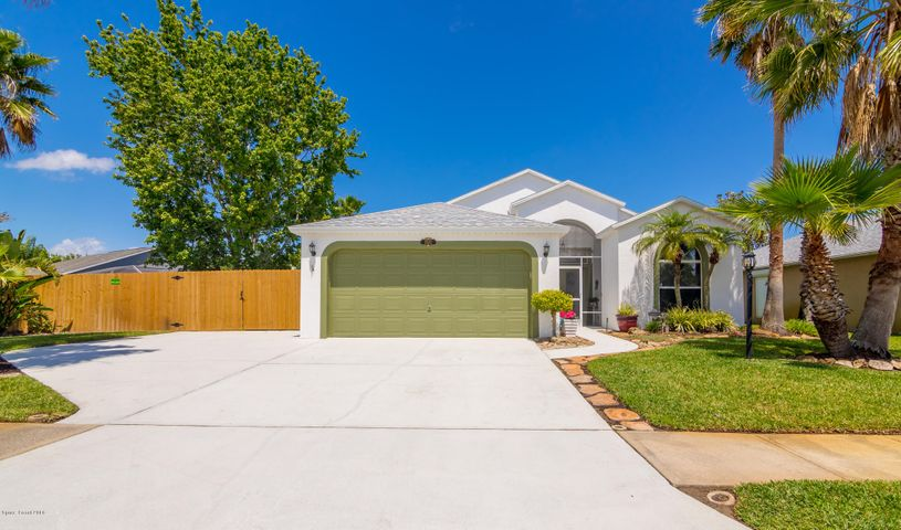 3242 Cauthen Creek Drive, Melbourne, FL 32934