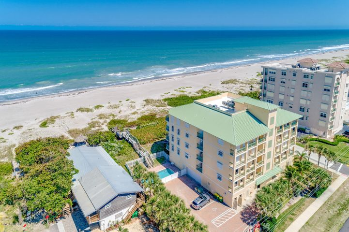 Welcome to The Carlyle Condominium in Tranquil South Cocoa Beach!