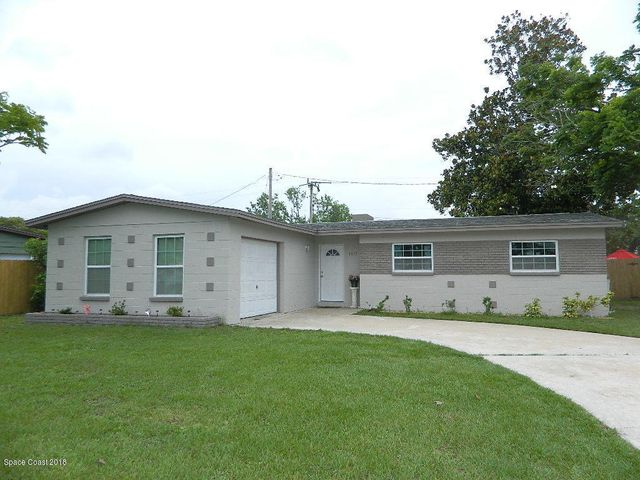 1032 Coronado Drive, Rockledge, FL 32955