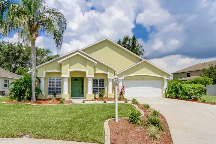 3840 Sunflower Court, Merritt Island, FL 32953