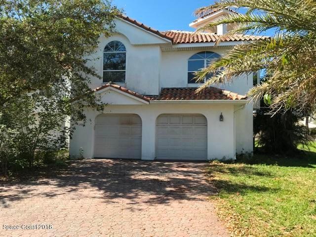 1704 Saint Djorge Court, Cocoa Beach, FL 32931