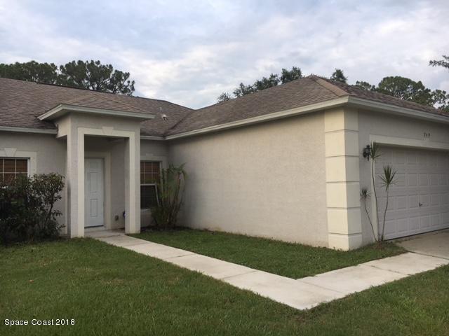 249 Emerson Drive NW, Palm Bay, FL 32907