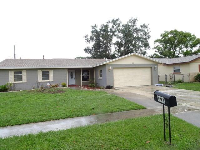 991 Sarazen Drive, Rockledge, FL 32955