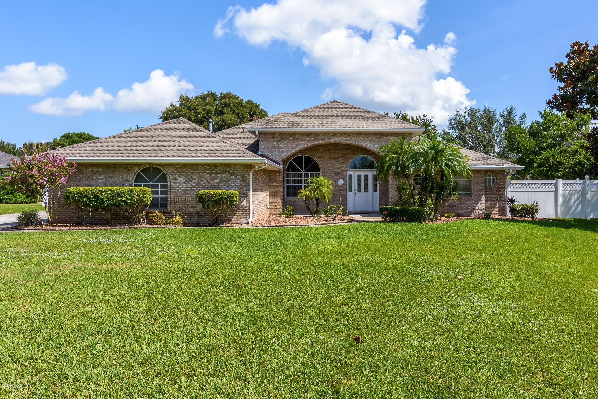 1306 Avalon Drive, 0, Rockledge, FL 32955