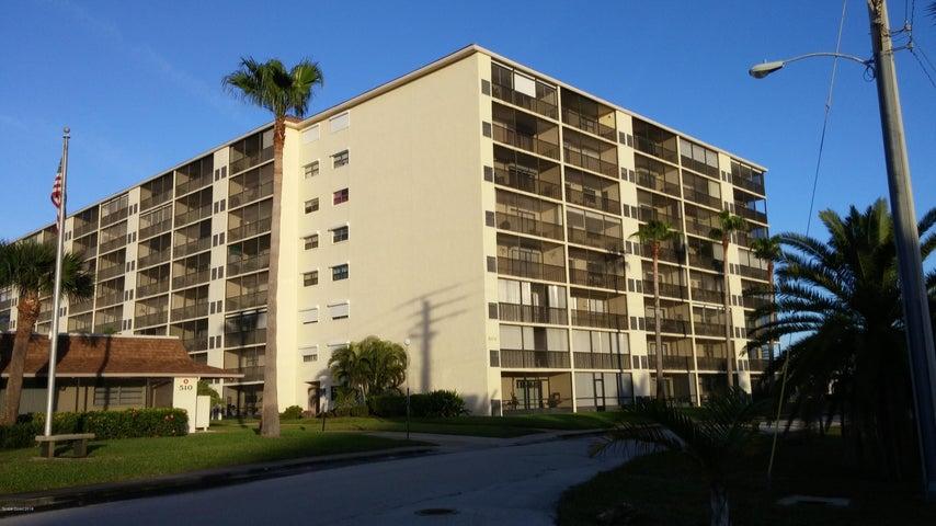 500 Palm Springs Boulevard, 409, Indian Harbour Beach, FL 32937