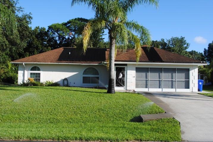 761 Concha Drive, Sebastian, FL 32958