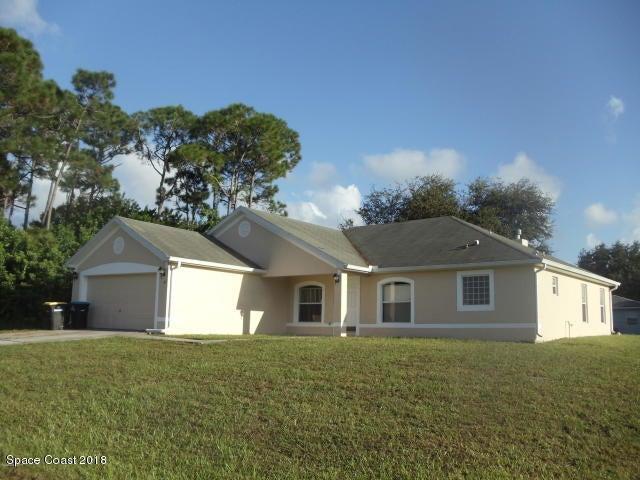 1198 Pace Drive NW, Palm Bay, FL 32907