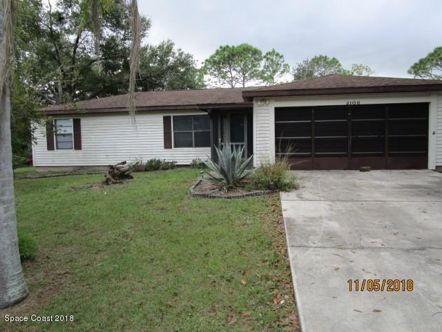 2106 Tea Avenue SE, Palm Bay, FL 32909