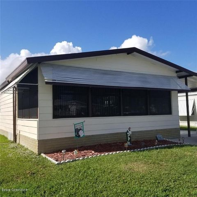 1221 Iriquois Drive, Barefoot Bay, FL 32976