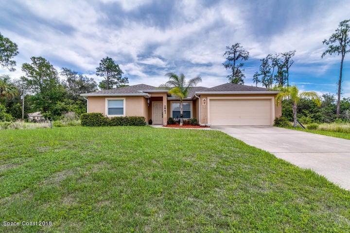 2861 SE Emerson Drive SE, Palm Bay, FL 32909