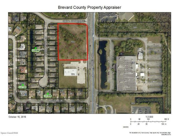0000 Murrell Road, Rockledge, FL 32955