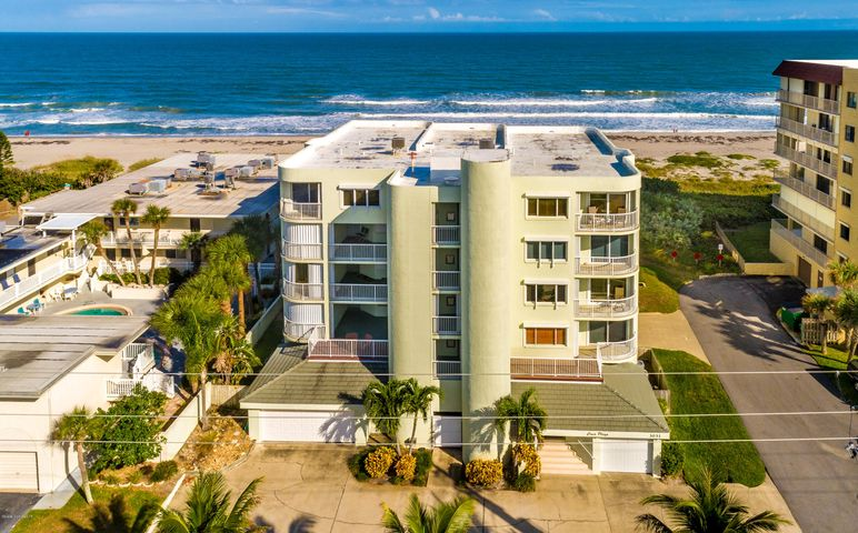 3031 S Atlantic Avenue, 402, Cocoa Beach, FL 32931