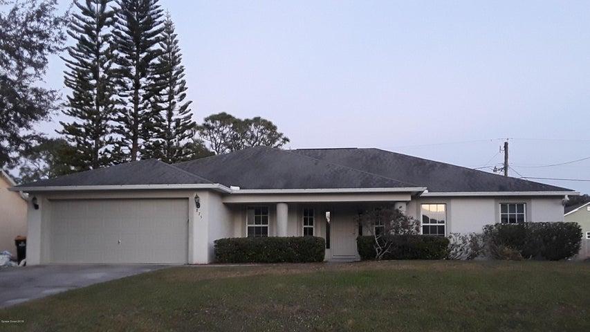 875 Emden Avenue NW, Palm Bay, FL 32907