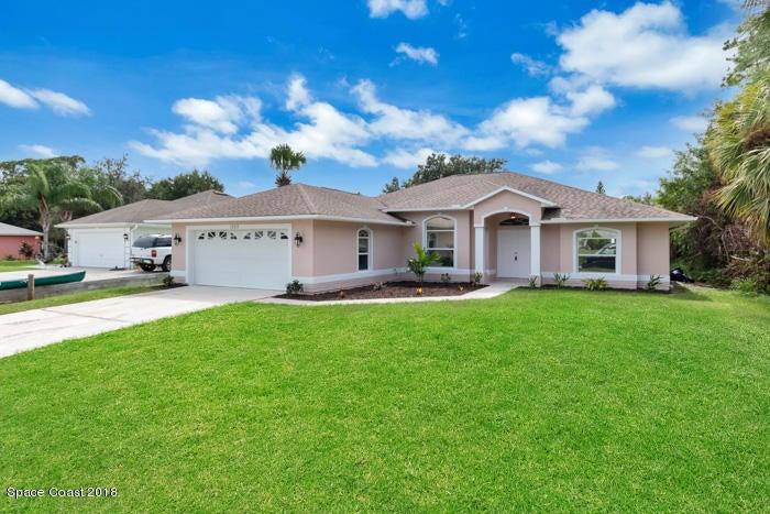 1557 Quatrain Lane, Sebastian, FL 32958