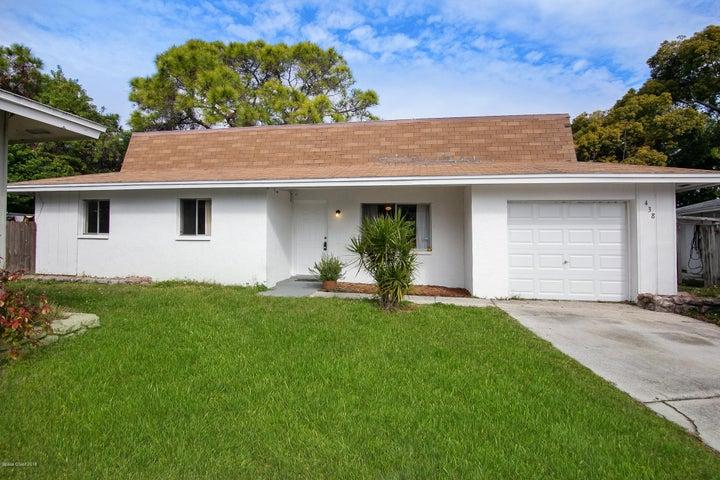 438 Via Palermo Court, Merritt Island, FL 32953