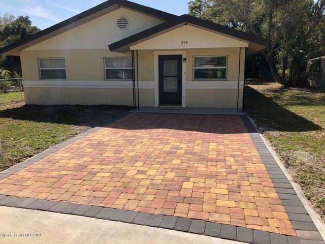 585 Easy Street, Merritt Island, FL 32953