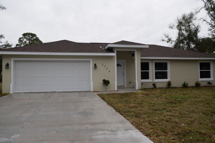 3304 Orange Tree Drive, Edgewater, FL 32141