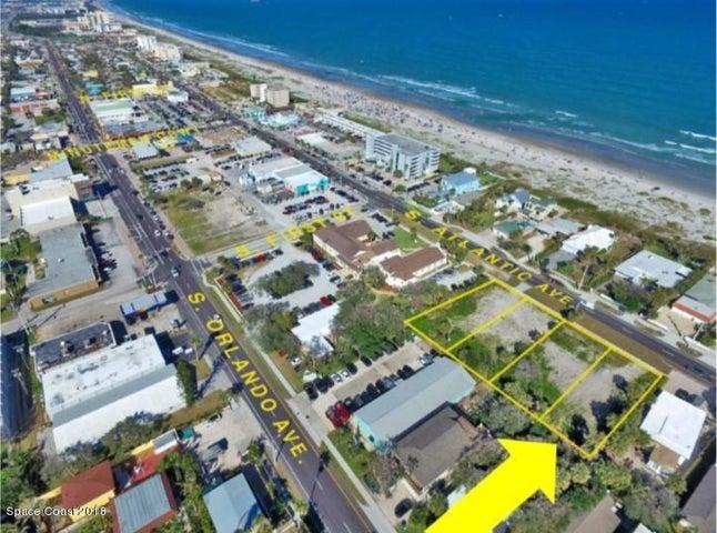 164 S Atlantic Aerial Downtown Ocean View Villa....