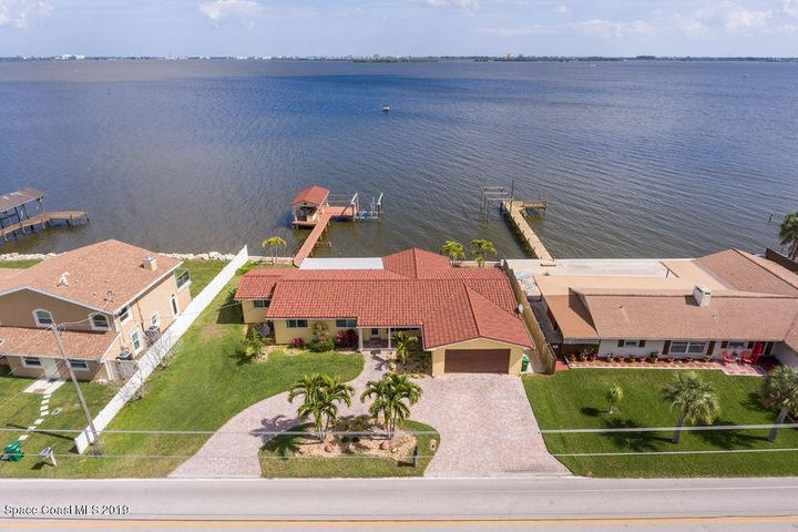 1110 S Banana River Drive, Merritt Island, FL 32952