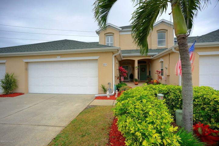 809 Veronica Court, Indian Harbour Beach, FL 32937