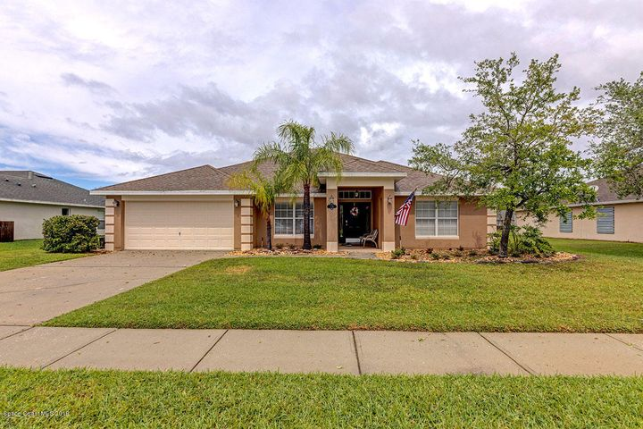 1041 Kingfisher Way, Rockledge, FL 32955