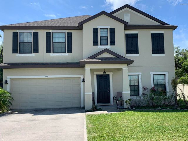 1491 Scout Drive, Rockledge, FL 32955