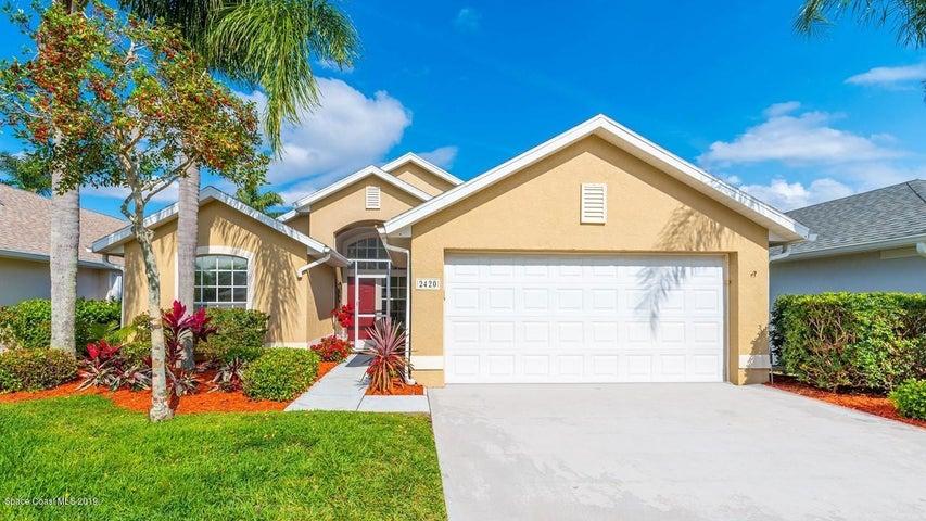 2420 Addington Circle, Rockledge, FL 32955