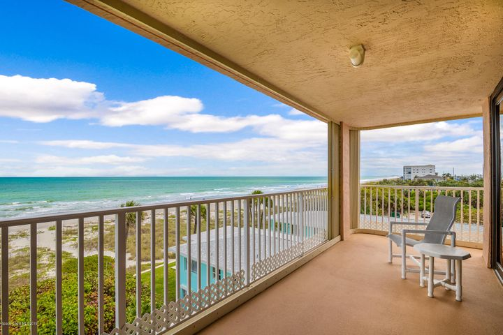 1527 S Atlantic Avenue, 502, Cocoa Beach, FL 32931