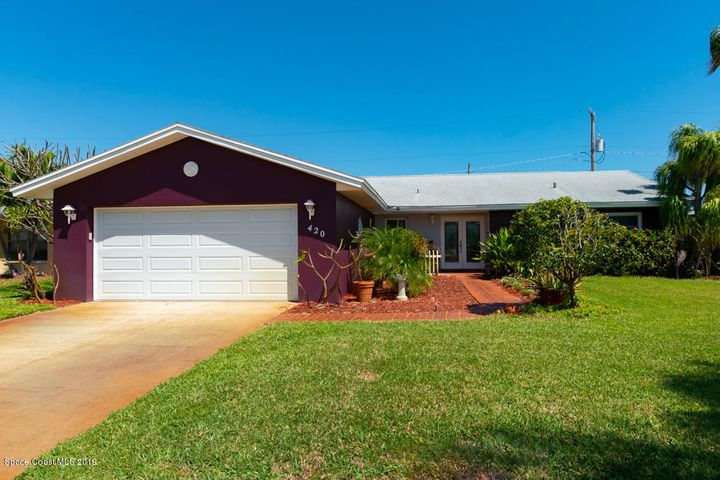 420 Grant Avenue, Satellite Beach, FL 32937