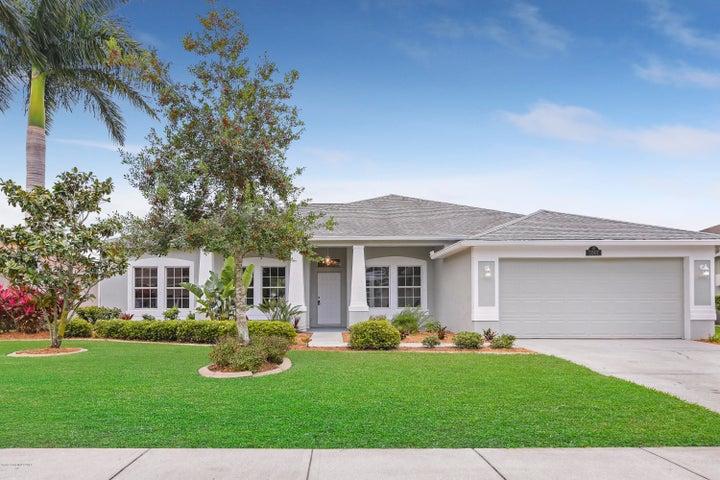 5567 Indigo Crossing Drive, Rockledge, FL 32955