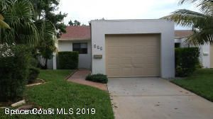 414 Hawthorne Court, Indian Harbour Beach, FL 32937