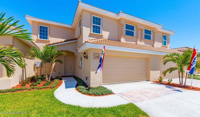 522 Siena Court, Satellite Beach, FL 32937