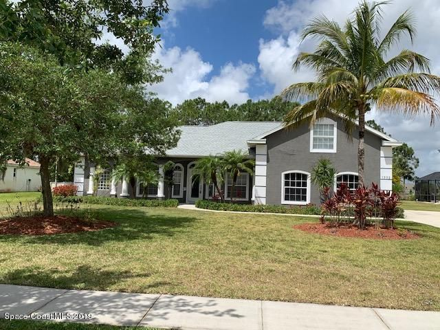 1772 Winding Ridge Circle SE, Palm Bay, FL 32909
