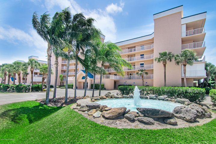 Beautiful 4th Floor Residence at desirable Shorewood on the beautiful shores of Cape Canaveral Beach!