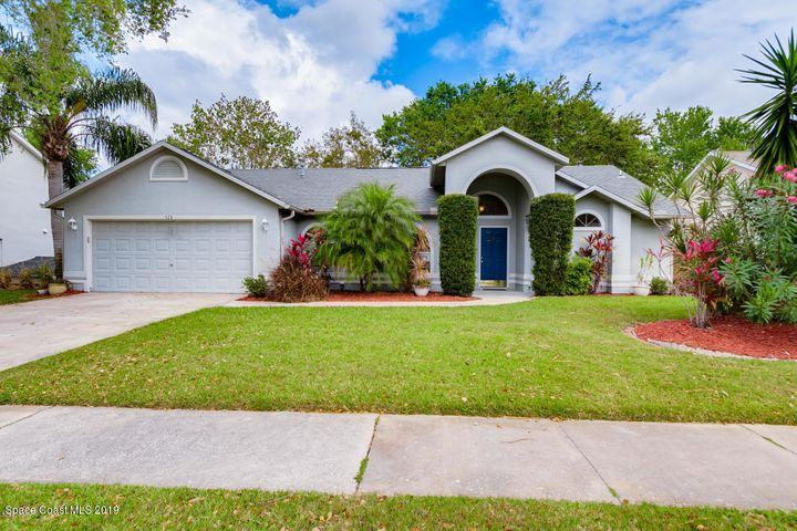 928 Osprey Lane, Rockledge, FL 32955